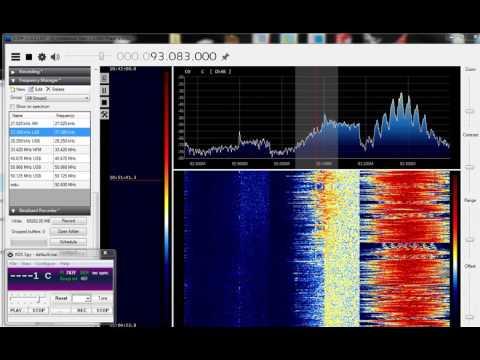 FM DX Es 9June2016 1500z 93.1 Mhz WNOX Karns TN