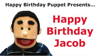 Funny Happy Birthday Jacob - Birthday Song