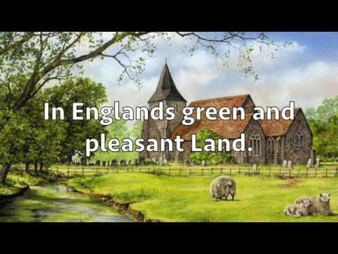 """Jerusalem"" (British Patriotic Song)"