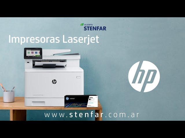 Cartuchos de tóner HP JetIntelligence - Más páginas, más rendimiento y protección. Stenfar