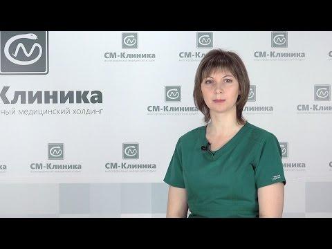 Неврология в «СМ-Клиника» (Санкт-Петербург)
