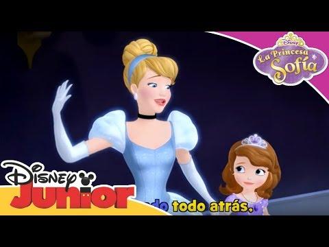 Disney Junior España | La Princesa Sofía: Hermanas de verdad