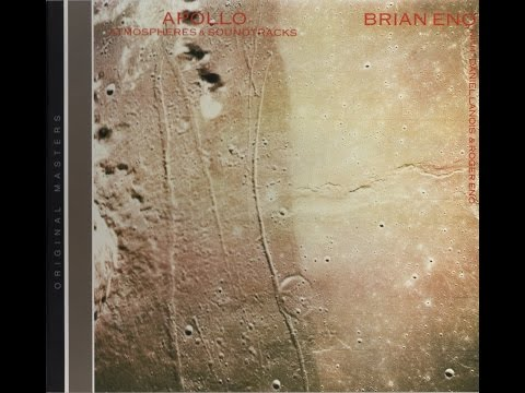 Brian Eno, David Lanois, and Roger Eno- Apollo Review