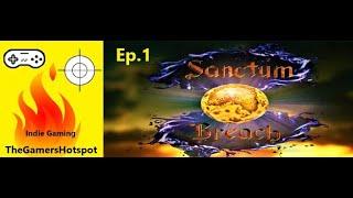 Baixar Sanctum Breach - Ep.1 - Hardcore top down ARPG