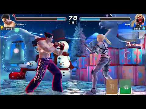 Tekken Mobile: Jin update. Got me a JIN, doin the Jin Event Mission, and Side Story