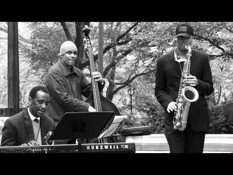 "Wayne Escoffery Quartet w/ Carolyn Leonhart ""Nostalgia in Times Square"""