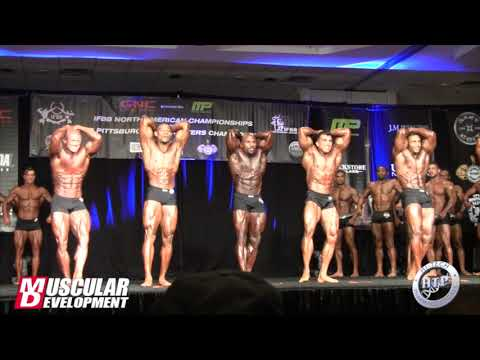 Notth Americans Classic Physique 1st call outs