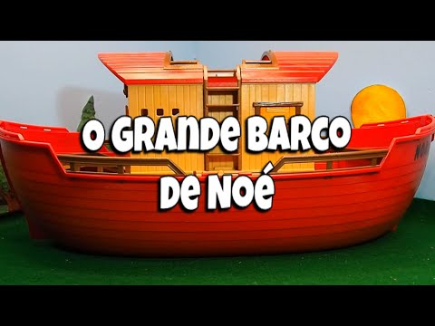 O Grande Barco De Noé - Rol Do Berço - Ano A - Lição 2 - I Trimestre - Fevereiro 2020