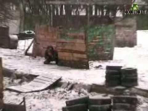 Пейнтбол Харьков. Зимний сезон.