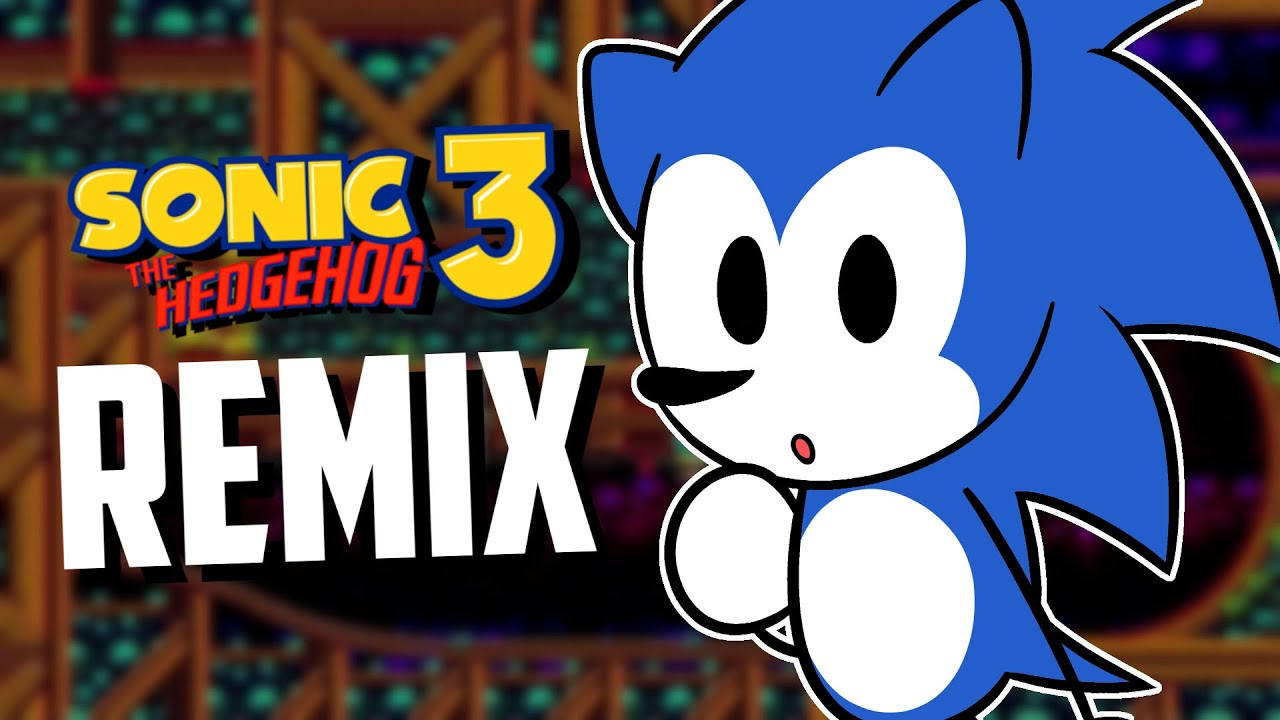 SONIC 3 REMIX - Endless Mine    ~Make It Through~