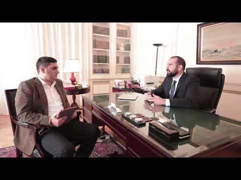Δ. Τζανακόπουλος: Υπάρχουν δύο διακριτά πολιτικά σχέδια