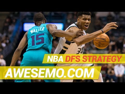 DraftKings & FanDuel NBA DFS Strategy - Mon 11/26 - Awesemo.com
