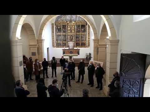 Visita de Suárez Quiñones a Cea