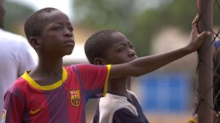 Out of Africa | 60 MINUTES SPORTS