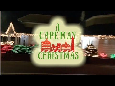 A Cape May Christmas 2017