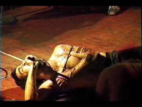 Black Flag - Damaged 1 (Live) 1982