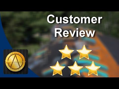 Longmont Roofing Companies – Apollo Roofing Incredible 5 Star Review