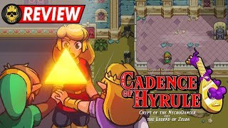 Cadence of Hyrule: REVIEW   A Beat to the Past and a Bolero of FIRE! (Video Game Video Review)