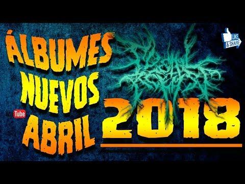 Álbumes Abril 2018 / Metal Release