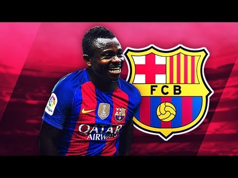 Jean Michaël Seri 2017 ● Welcome to FC Barcelona - Skills & Goals | HD