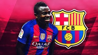 Jean Michaël Seri 2017 ● Welcome to FC Barcelona - Skills & Goals | HD