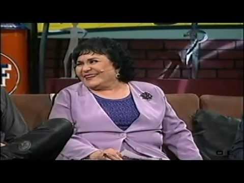 Carmen Salinas: A Que Huele el Semen Despues de 3 Horas?