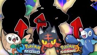 WANN IST ES SOWEIT??? Pokémon Sonne und Pokémon Mond!