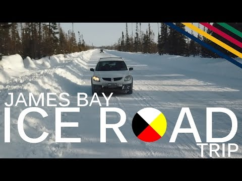 James Bay Ice Road Adventure North Ontario - Moosonee, Moose Factory, Fort Albany