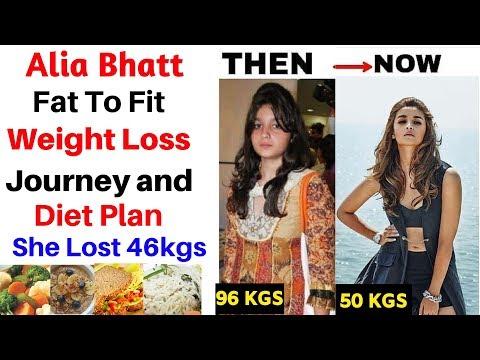 Alia Bhatt Diet Plan For Weight Loss...