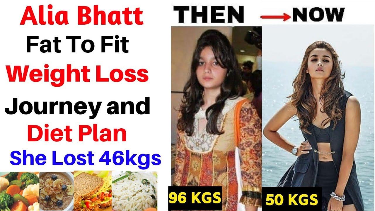 alia bhatt diet plan for weight loss हिंदी में| how to lose