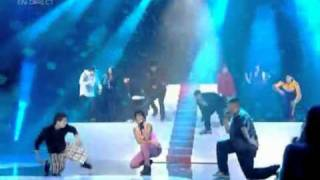 Rihanna - Dont stop the music at nrj music awards 2008