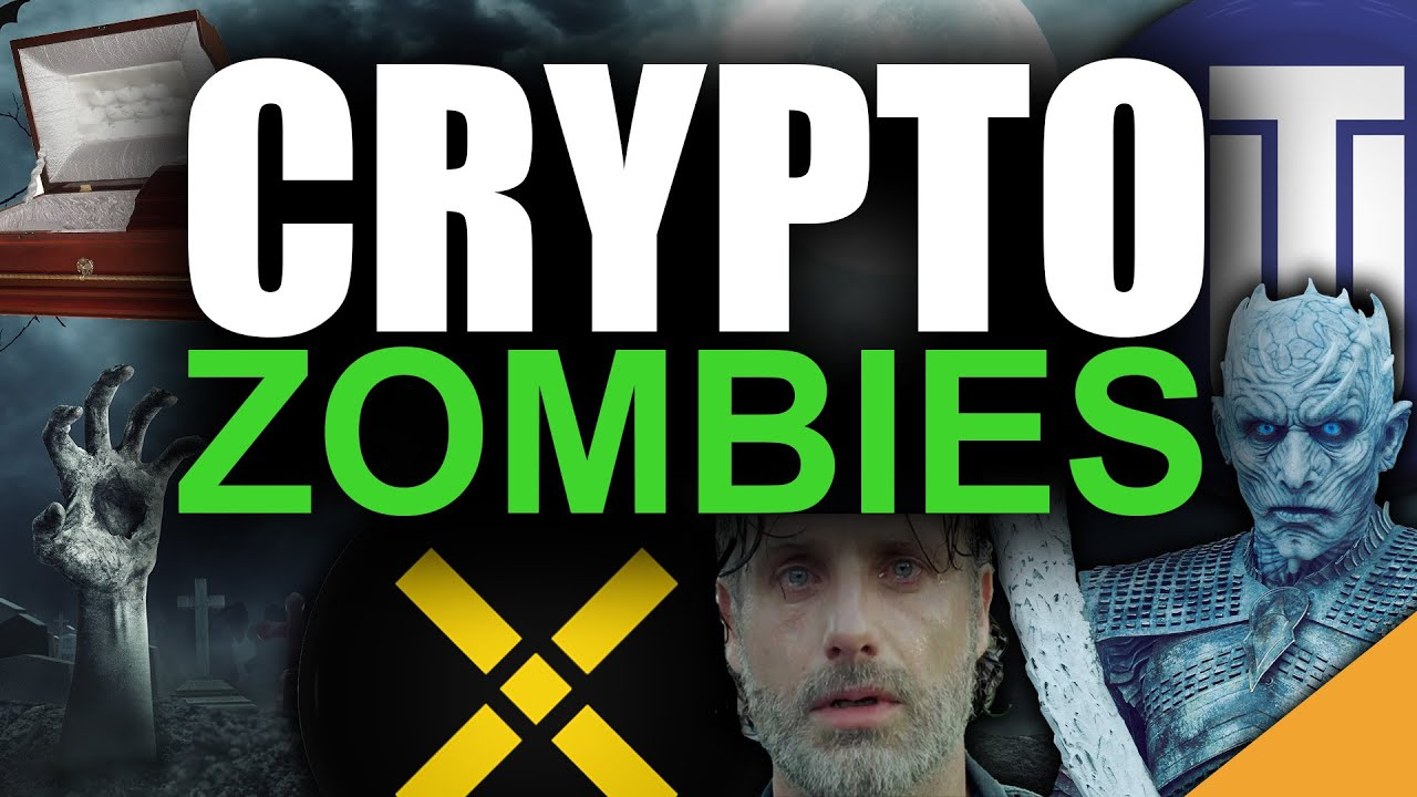 Crypto Zombies! 6 Coins Coming Back from the DEAD