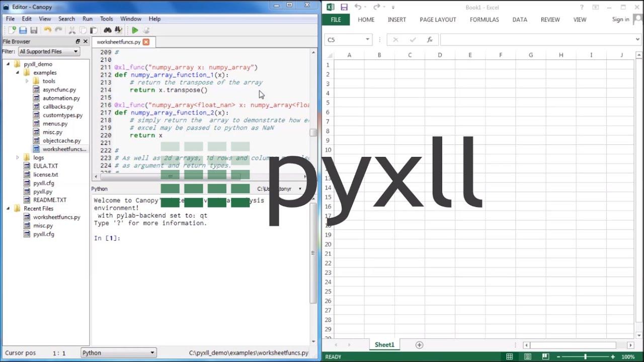 Python - PRIMO ai