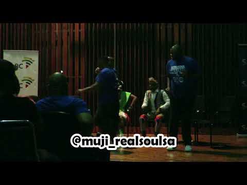 Afrosoul ft Khuzani - InkomoYami Official Launch Highlight at SABC Studios.