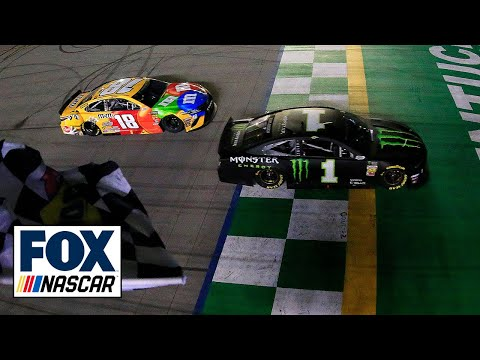 Next Level: Breaking down Kurt Busch versus Kyle Busch at Kentucky Speedway | NASCAR RACE HUB