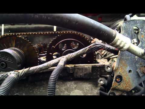 Motor Chevrolet 3 5 Lts  L5 Distribución Timing chain kit