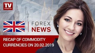 InstaForex tv news: 20.02.2019: Crude oil trading sideways (BRENT, WTI, USD/RUB)