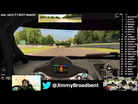iRacing: On the defensive - GT3 CUP [LIVE]