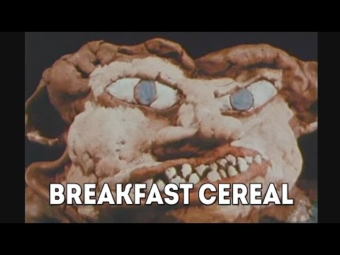 BREAKFAST CEREAL: Gumby Sample Beat [Experimental Hip-Hop/Rap] (Strange Cartoon Music)**Instrumental