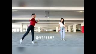 رقص كومود و ميسون روعة 😍😍😍
