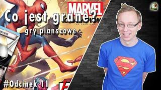 Co jest grane? | Odcinek 11 | Marvel Card Game, Warhammer Beastgrave i inne