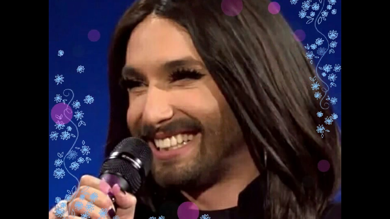 Conchita And The Most Beautiful Smile In The World Youtube
