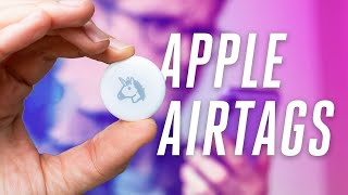 Apple AirTags: the most Apple