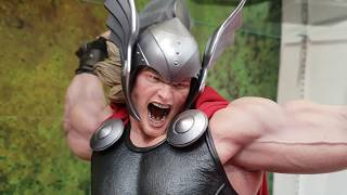 Thor Premium Format™ Figure by Sideshow Collectibles @ The Toy Fair London