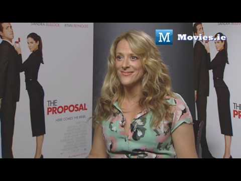 Fun Interview with Director Anne Fletcher for The Proposal & more Mp3