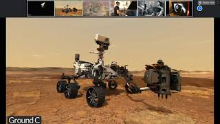 Perseverance- Josh Nelson/The Discovery Project- Mars 2020 Rover