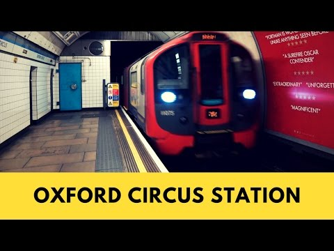 Oxford Circus | Victoria Line | London Underground