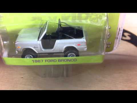 Greenlight Entertainment Hollywood Series 6 Dallas Pickup, Zoolander Jeep Review!
