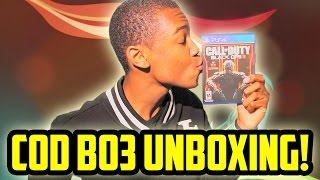 Call of Duty: Black Ops 3 SEXY UNBOXING!!! (PS4)
