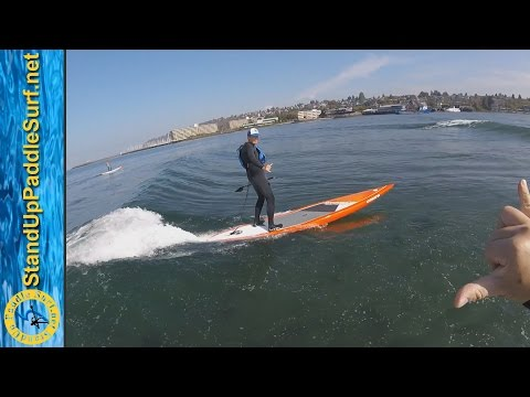 Interview with Rob Casey from Salmon Bay Paddle in Seattle